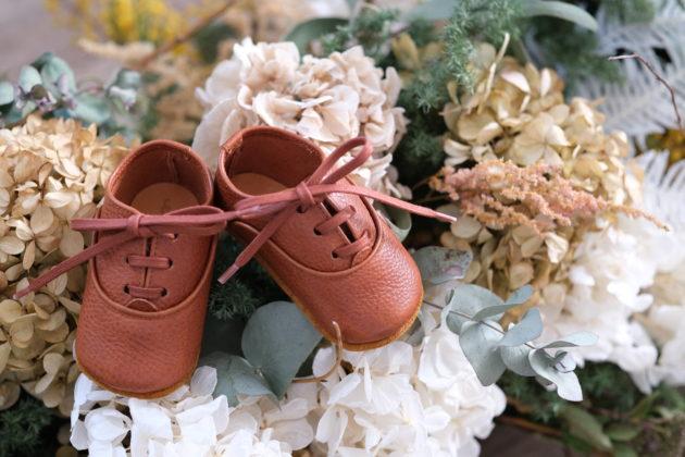 商業写真 ファーストシューズ Babywalkdays「ONE」
