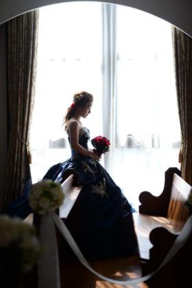 ドレスは憧れ。